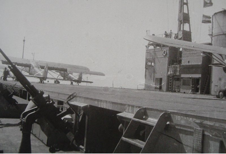 Десантный авианосец «Akitsu Maru»