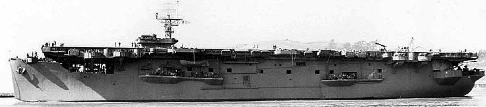 Эскортный авианосец «Prince William» (CVE-31)