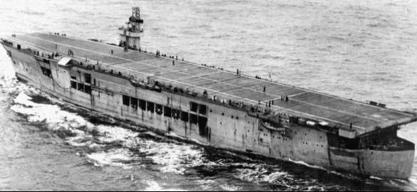 Эскортный авианосец «Suwannee» (CVE-27)