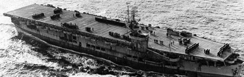 Эскортный авианосец «Santee» (CVE-29)