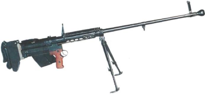 Противотанковое ружье  PzB M.SS-41