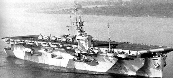 Эскортный авианосец «Mission Bay» (CVE-59)