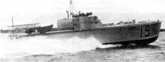 Торпедный катер «МТВ-19»