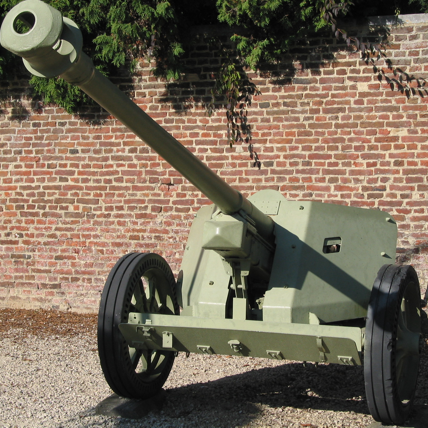 Противотанковая пушка  5-cm Pak-38