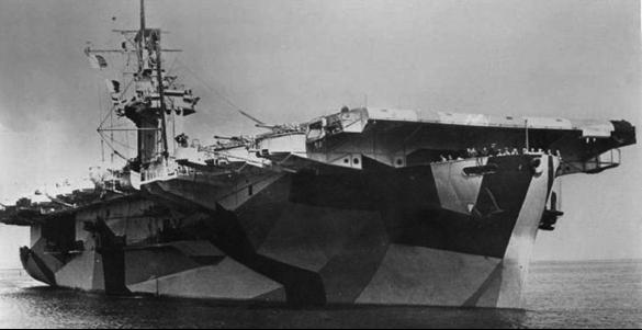 Эскортный авианосец «St. Lo» (CVE-63)