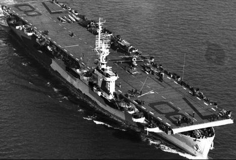 Эскортный авианосец «Savo Island» (CVE-78)