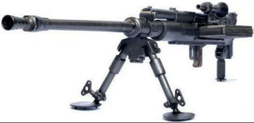 Противотанковое ружье Solothurn S-18-100