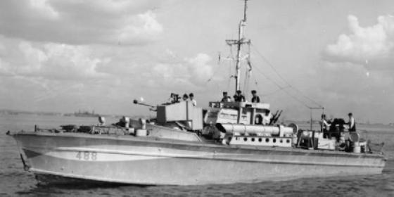Торпедный катер «МТВ-488»