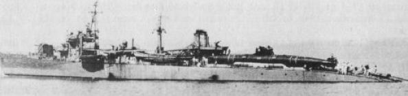 Десантные корабли типа «T-1»