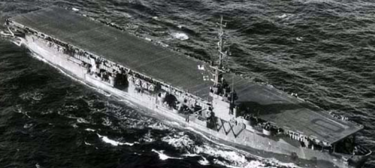 Эскортный авианосец «Kula Gulf» (CVE-108)