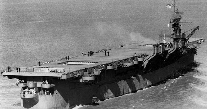 Авианосец «Princeton» (CVL-23)