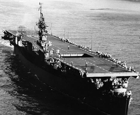 Авианосец «Belleau Wood» (CVL-24)