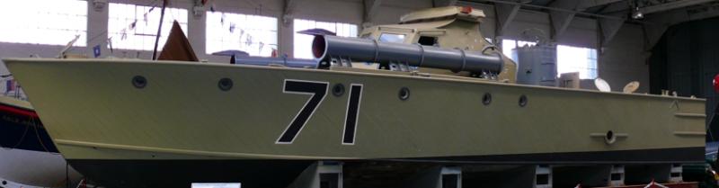 Торпедный катер «МТВ-71»