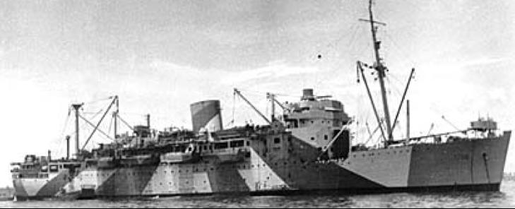 Пехотно-десантный транспорт «Kanimbla»