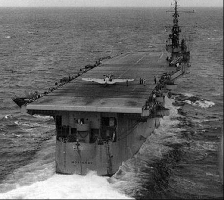 Авианосец «Monterey» (CVL-26)