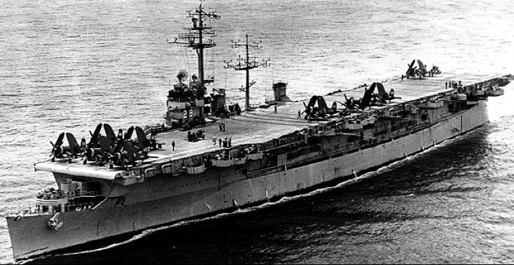 Авианосец «Bataan» (CVL-29)