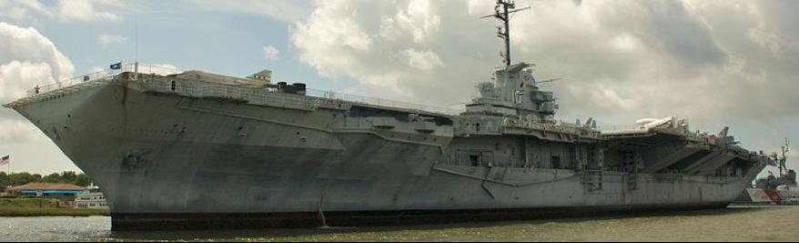 Авианосец «Yorktown» (CV-10)