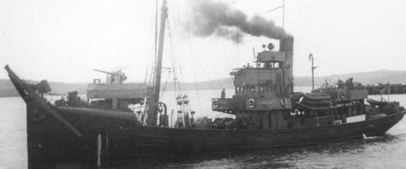 Патрульный корабль  «Uad Martin» (Erne)