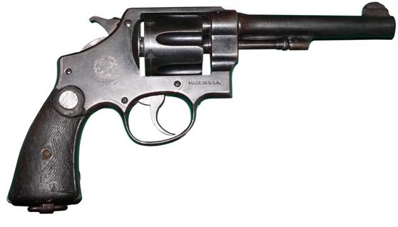 Револьвер S&W M1917