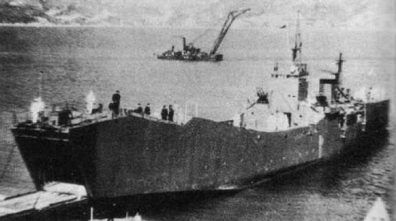Десантный корабль «149-go» (Т-149)