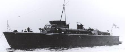 Торпедный катер «МТВ-22»