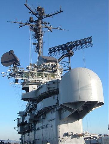 Авианосец «Hornet» (CV-12)