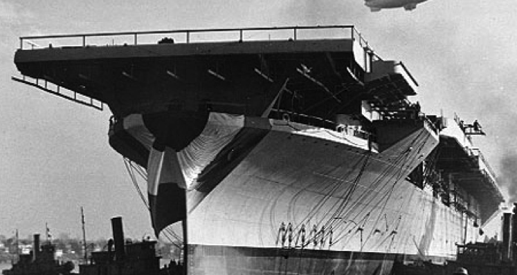 Авианосец «Bunker Hill» (CV-17)