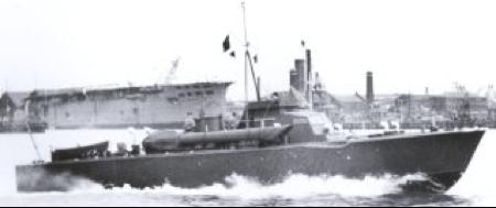 Торпедный катер «МТВ-23»