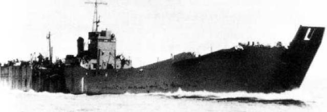 Десантный корабль «Т-151»