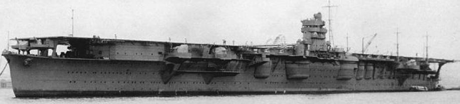 Авианосец «Hiryu»