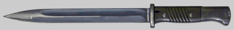 Штык-нож обр. 1884/98 гг.