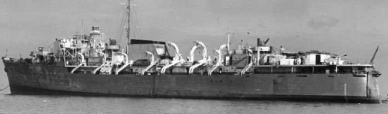 Пехотно-десантный транспорт «Princess Beatrix»