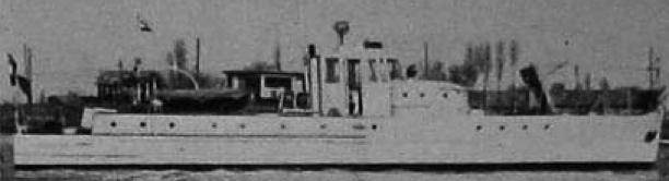 Сторожевой катер типа «Babolsar»