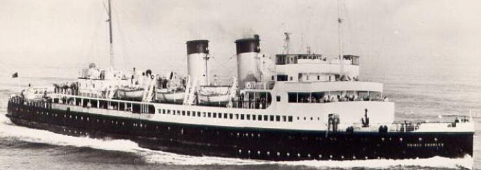 Пехотно-десантный транспорт «Queen Emma»