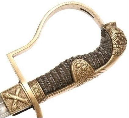 Парадная сабля офицера артиллерии