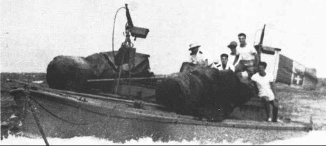 Торпедный катер «MAS-216»