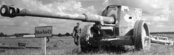 Противотанковая пушка Pak-43/41