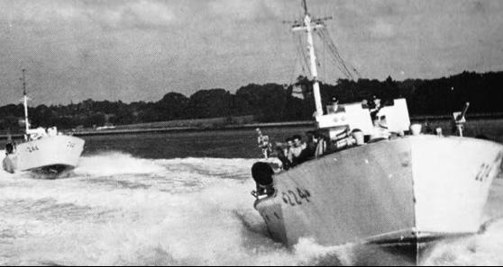 Торпедный катер «МТВ-234» и «МТВ-224»