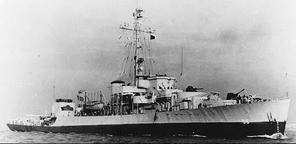 Фрегат «Covington» (PF-56)