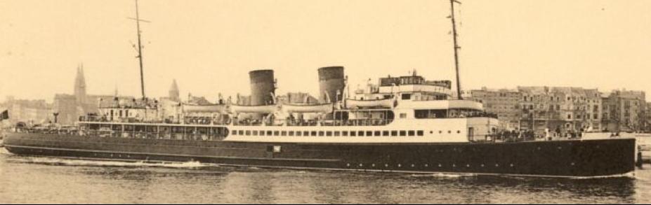 Пехотно-десантный транспорт «Prince Leopold»