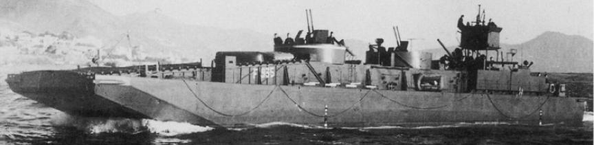 Десантная баржа «F-935»