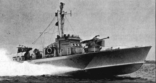 Торпедный катер «МТВ-523»