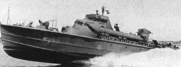 Торпедный катер «MTB-50»