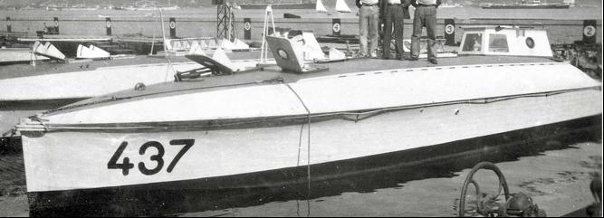 Торпедный катер «MAS-437»