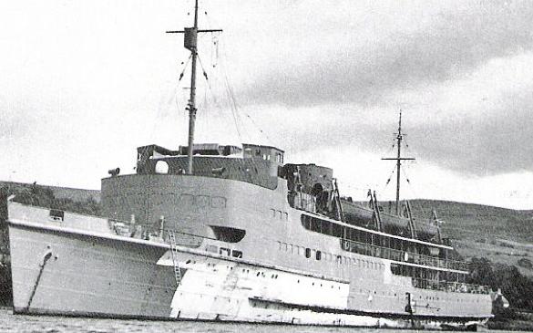 Пехотно-десантный транспорт «Prince Baudoin»