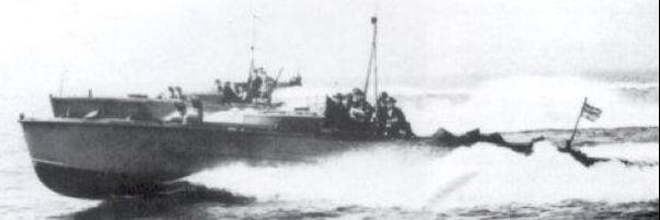 Торпедный катер «MTB-104»