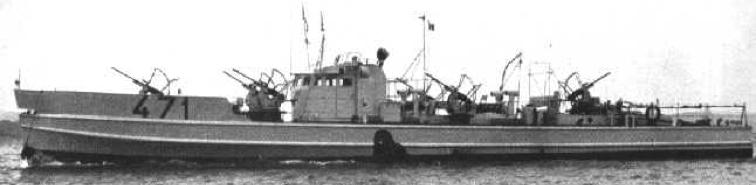 Торпедный катер «MS-11/471»