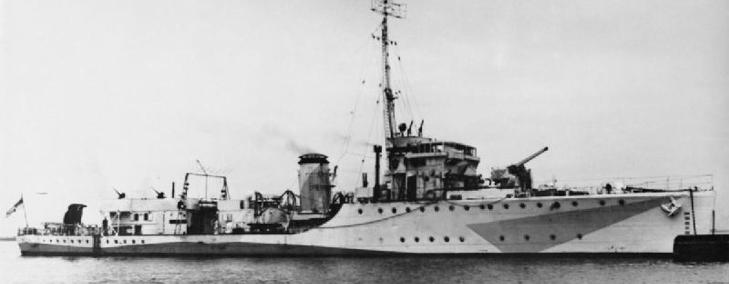 Патрульный корабль «Shearwater»