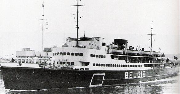 Пехотно-десантный транспорт «Prins Albert»