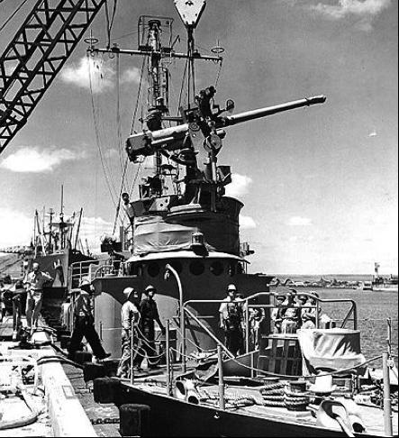 Патрульный корабль  «РС-701»